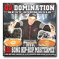 100 SONG HIP-HOP MASTERMIX CD