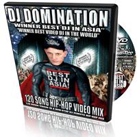 120 Song Hip-Hop Video Mix (DVD)