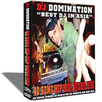 40 SONG HIP-HOP VIDEO MIX DVD