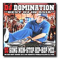 90 SONG NON-STOP HIP-HOP MIX CD
