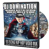 99 Song Hip-Hop Video Mix (DVD)
