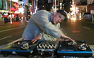 DJ Domination, Times Square Photos