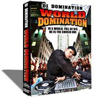 WORLD DOMINATION DVD