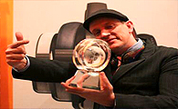 "DJ DOMINATION WINNER ""BEST DJ IN ALL OF ASIA"" @  THE GLOBAL SPIN AWARDS (NEW YORK CITY, USA)"